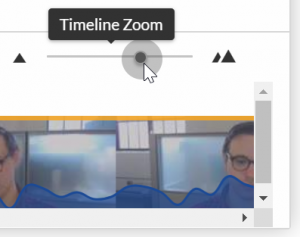Timeline Zoomed In